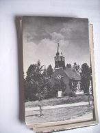 Nederland Holland Pays Bas Kwadijk Bij Edam Met NH Kerk Dorpsstraat - Netherlands