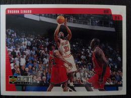 NBA - UPPER DECK 1997 - HEAT - VOSHON LENARD - Singles (Simples)