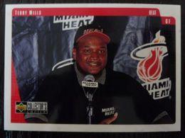 NBA - UPPER DECK 1997 - HEAT - TERRY MILLS - Singles (Simples)
