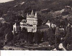 Slovakia, Bojnice - Zámok, Castle, Spa 1961, Vue Aerienne, Okres Prievidza, Used - Slowakije