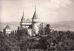 Slovakia, Bojnice - Zámok, Castle, Spa 1961, Okres Prievidza, Used - Slowakije