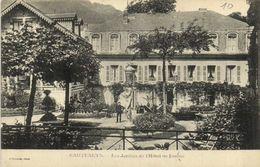 CAUTERETS  Les Jardins De L'Hotel De France RV - Cauterets