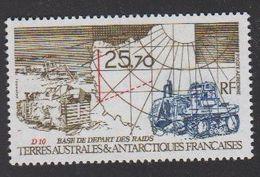 TAAF 1993-P.A. N°127** D.I.O. - Airmail