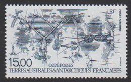 TAAF 1994-P.A. N°129** COPEPODES PELAGIQUES - Airmail