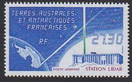 TAAF 1994-P.A. N°132** STATION LIDAR - Airmail