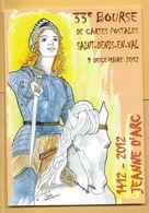 C.P.M.Jeanne D'Arc - Saint-Denis-en-Val - Donne Celebri