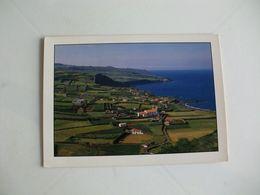 Postcard Postal Portugal Açores Ilha Do Faial Almoxarife - Açores