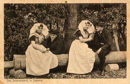 Typical Dress, Dutch Ritual , Courting, Scharrelpartij - Unclassified