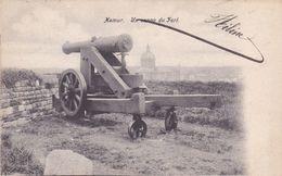 Namur Un Canon Du Fort - Matériel