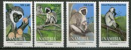 Namibia Mi# 1115-8 Postfrisch/MNH - Fauna Monkeys - Namibia (1990- ...)