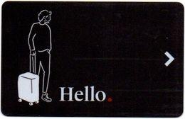 ITALIA KEY HOTEL  C-Hotels - Hello. - Hotel Keycards