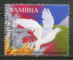 Namibia Mi# 1126 Postfrisch/MNH - Colonial War Anniversary - Namibia (1990- ...)