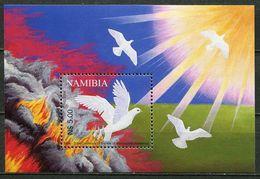 Namibia Mi# Block 61 Postfrisch/MNH - Colonial War Anniversary - Namibia (1990- ...)