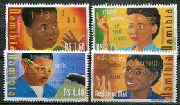 Namibia Mi# 1128-31 Postfrisch/MNH - Education - Namibia (1990- ...)