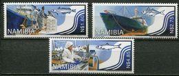 Namibia Mi# 1132-4 Postfrisch/MNH - Fishing Industry - Namibia (1990- ...)