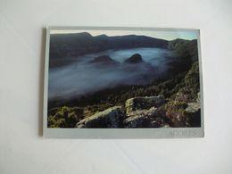 Postcard Postal Portugal Açores Ilha Graciosa Caldeira - Açores