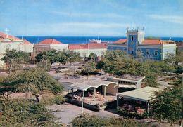 CABO VERDE - PRAIA - Aspecto Da Cidade. ( Ed. Da Casa Do Leão) Carte  Postale - Cape Verde