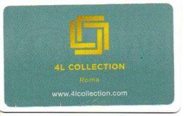 ITALIA KEY HOTEL  4L Collection  Roma - Hotel Keycards