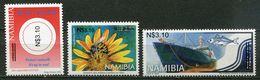 Namibia Mi# 1184-6 Postfrisch/MNH - Overprints - Namibia (1990- ...)