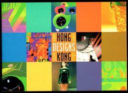 HONG KONG MNH STAMP SET PRESENTATION PACK 1998 HONG KONG DESIGN - 1997-... Chinese Admnistrative Region