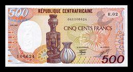Rep. Centroafricana Central African Republic 500 Francs 1987 Pick 14c  SC UNC - Zentralafrik. Rep.
