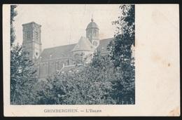 GRIMBERGEN  L'EGLISE - Grimbergen