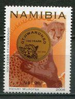Namibia Mi# 1212 Postfrisch/MNH - Fauna Wild Cat - Namibia (1990- ...)