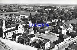Brazey En Plaine Vue Panoramique En Avion Au Dessus De ... - Autres Communes