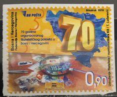 Bosnia And Hercegovina, 2019, Mi: 783 (MNH) - Bosnia Herzegovina