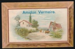 CHROMO  AMIDON VERMEIRE - Trade Cards