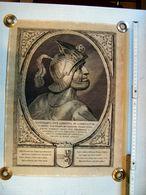 ©1650 TOP GRAVURE GOTFREDUS GIBBOSUS Cornelis Visscher Godfried III Lotharingen Principes Hollandiae Zelandiae ETS R101 - Unclassified