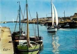 14 - Courseulles Sur Mer - L'entrée Du Port - Bateaux - CPM - Voir Scans Recto-Verso - Courseulles-sur-Mer