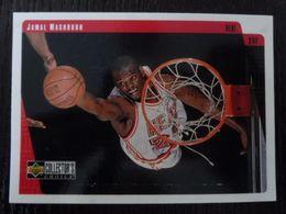 NBA - UPPER DECK 1997 - HEAT - JAMAL MASHBURN - Singles (Simples)