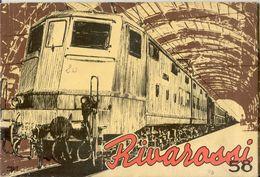 Catalogue RIVAROSSI 1958 HO - FIAT 500 FIAT 600 1/13 - Boeken En Tijdschriften