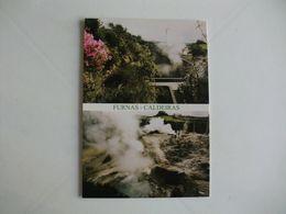 Postcard Postal Portugal Açores Ilha De S. Miguel Furnas Caldeiras - Açores