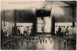 CPA 52 - BOURBONNE (Haute Marne) - Hôpital Militaire De La Bourbonne. Piscine - Bourbonne Les Bains