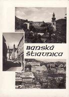Slovakia, Banská Štiavnica 1965, Used - Slowakije