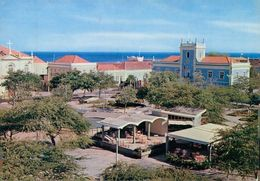 CABO VERDE - PRAIA - Aspecto Da Cidade. ( Ed. Da Casa Do Leão )carte  Postale - Cape Verde