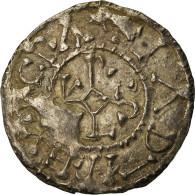 Monnaie, France, Charles Le Chauve, Denier, 864-865, Curtisasonien, TTB+ - 751-987 Monnaies Carolingiennes