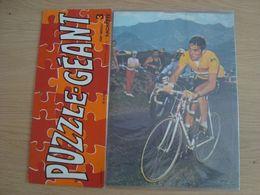 PUZZLE EDDY MERCKX EDITION HACHETTE 1970 SOUS BLISTER - Puzzle Games