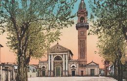 GORLA MINORE (VARESE) CARTOLINA - CHIESA PARROCCHIALE - Varese