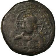 Monnaie, Anonyme, Follis, 1059-1067, Constantinople, B+, Cuivre, Sear:1855 - Byzantines