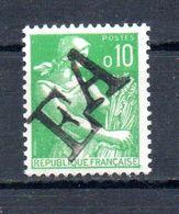 Algérie  N°354  EA  Neuf Sans Charniere  MASCARA 1962  Rarement Vu - Algeria (1962-...)