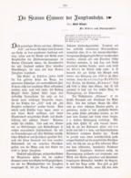 550 Jungfraubahn Station Eismeer Bergbahn Artikel Mit 3 Bildern 1905 !! - Ferrovie