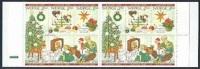 ZWEDEN 1989 Postzegelboekje Kerst PF-MNH-NEUF - Carnets