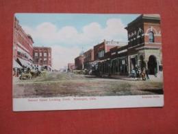 Second Street  Oklahoma > Muskogee    Ref 4127 - Muskogee