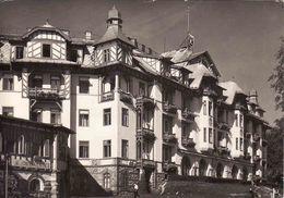 Slovakia, Vysoké Tatry 1962, Starý Smokovec, Grandhotel, Used - Slowakije