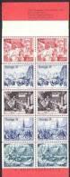 ZWEDEN 1971 Postzegelboekje Kerst PF-MNH-NEUF - Carnets