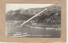 Nouvelle-Zélande, Boat Harbour Wellington, Ecrite Le 30 Janvier 1923. - New Zealand
