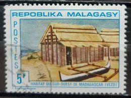 Madagaskar S.G. 205 Gestempelt Used (9697) - Madagascar (1960-...)